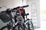 Praktischer und eleganter Rad ist in jeder Stadt besonders erforderlich