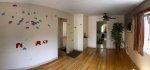 Holzboden scheint der beste zu sein.  Wie ein Haus zu renovieren. <br />Was Sie wissen sollten